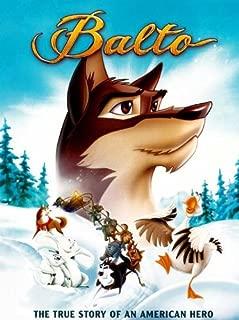 Pop Culture Graphics Balto Poster Movie B 11x17