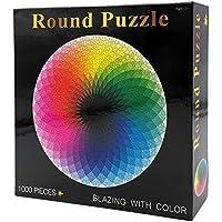Moruska 1000 Piece Large Round Jigsaw Puzzle