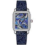 Michele Deco II Bijoux Diamond MWW06X000031 Stainless Steel Quartz Ladies Watch