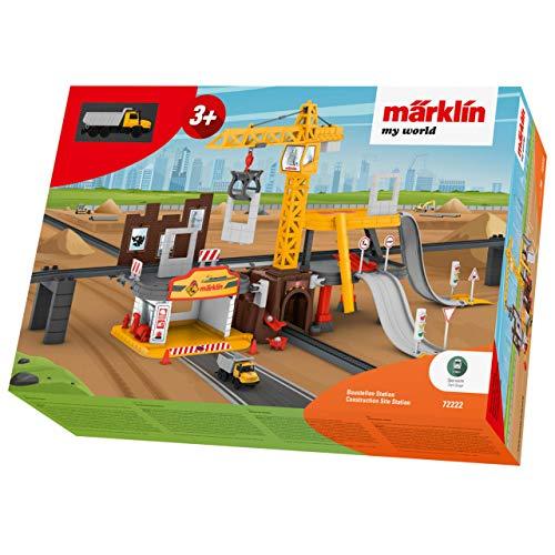 Märklin 72222 H0 My World Baustellen-Station