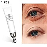 Anti-Age Eye Cream-28 Seconds to Remove Eye Bags/Dark Circles/Eye Wrinkles/Crow's Feet Night and Day...