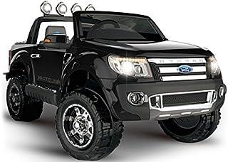 Coche Electrico para Niños Auto Alimentado con Batería Vehículo Eléctrico Control Remoto - Ford Ranger dos