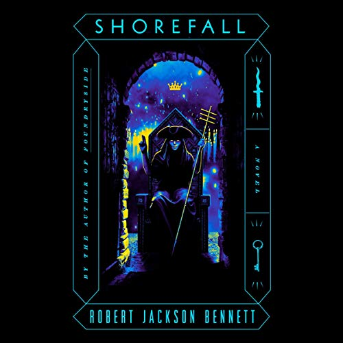 Couverture de Shorefall