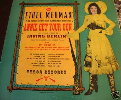 Annie Get Your Gun (78RPM Set with Lyrics Book)