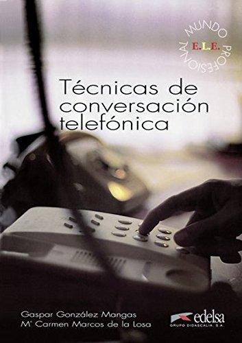 Tecnicas de conversacion telefonica - Livre élève