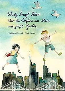Wudy bringt Kiko über die Skyline am Main und grüßt Goethe