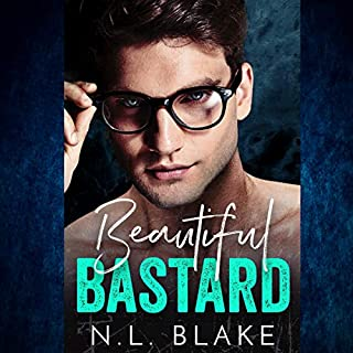Beautiful Bastard: A Bad Boy Romance cover art