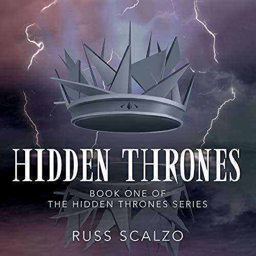 Hidden Thrones audiobook cover art