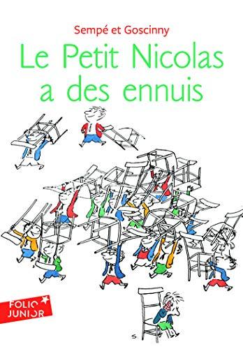 Petit Nicolas Ennuis: A Des Ennuis: 444 (Folio Junior)