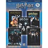 Harry Potter, Instrumental Solos for Violin/Piano Accompaniment (Movies 1-5) (Pop Instrumental Solo) by Unknown(2008-02-01)