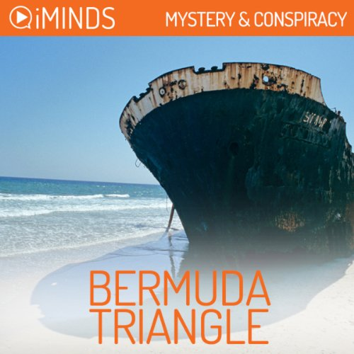 Bermuda Triangle audiobook cover art