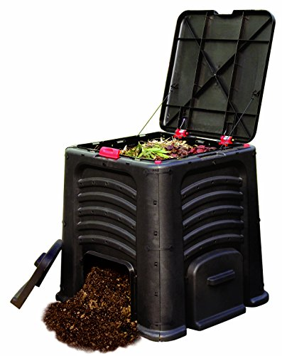 Save %33 Now! Tierra Garden 9491 115-Gallon Composter, Made of 90-Percent Recycled Material