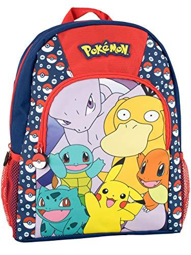Pokemon Enfants Sac à Dos