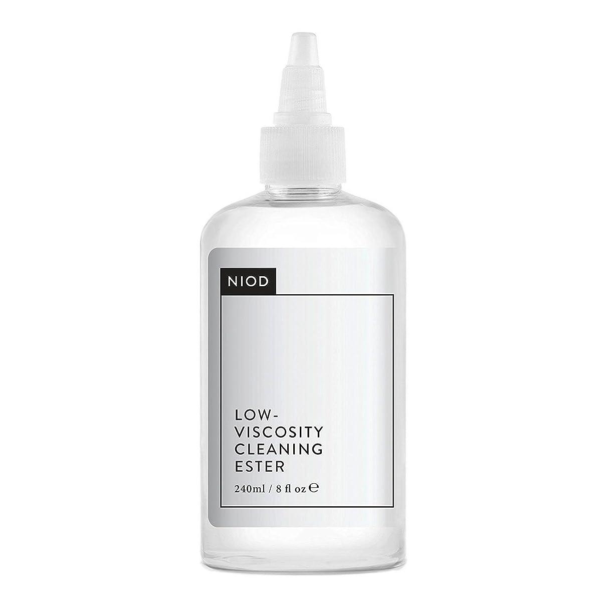 ファブリック協力ワイドNiod Low-viscosity Cleaning Ester 240ml [並行輸入品]