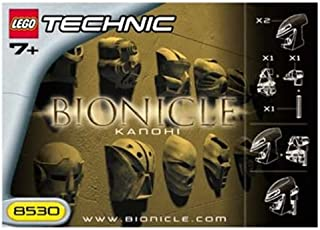 LEGO Bionicle 8530 Kanohi Mask Kit
