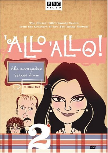'Allo Today's only - The New color Complete Series Two
