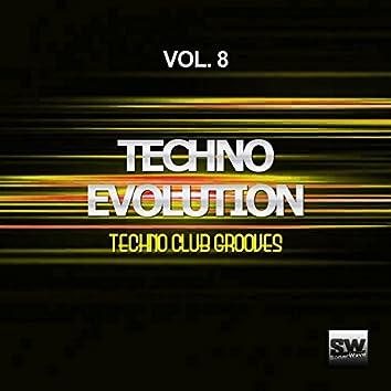 Techno Evolution, Vol. 8 (Techno Club Grooves)
