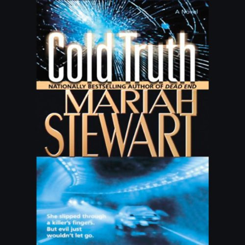 Cold Truth audiobook cover art