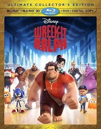 Wreck-It Ralph (Blu-ray 3D/Blu-ray/DVD + Digital Copy) by Buena Vista