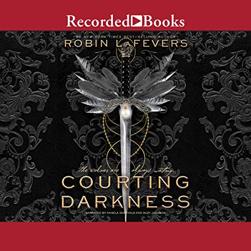 Courting Darkness                   Auteur(s):                                                                                                                                 Robin LaFevers                               Narrateur(s):                                                                                                                                 Angela Goethals,                                                                                        Suzy Jackson                      Durée: 17 h et 33 min     2 évaluations     Au global 4,5