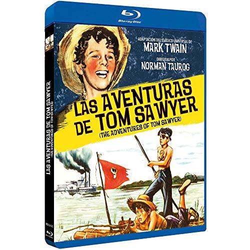 Las Aventuras de Tom Sawyer 1938 BDr The Adventures of Tom Sawyer [Blu-ray]