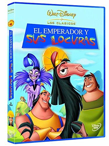 El emperador y sus locuras [DVD]