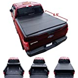 Galaxy Auto Hard Tri-Fold for 2015-20 Ford F150 6.5' Bed (Styleside Models Only)