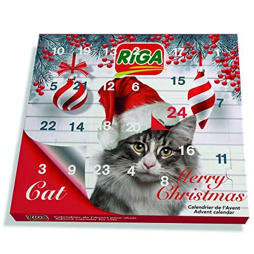 Riga Adventskalender voor kat, 90 g