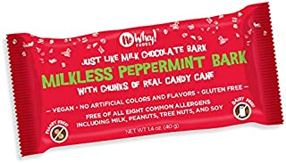 is chocolate dairy free and soy free
