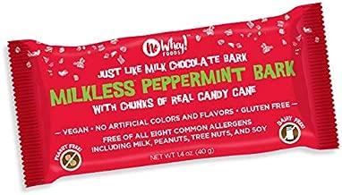dairy free peppermint bark