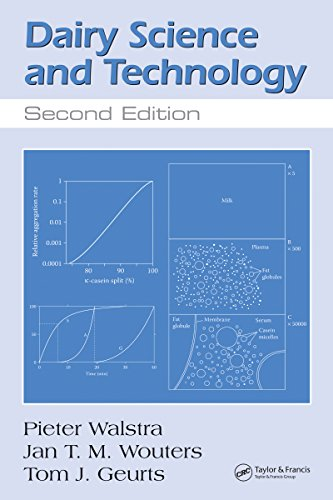 Dairy Science and Technology (Food Science and Technology Book 146) (English Edition)