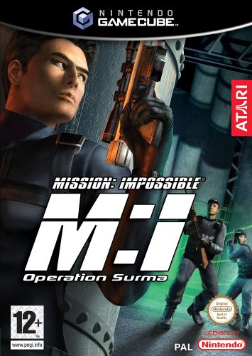 Mission Impossible Operation Surma - Game Cube
