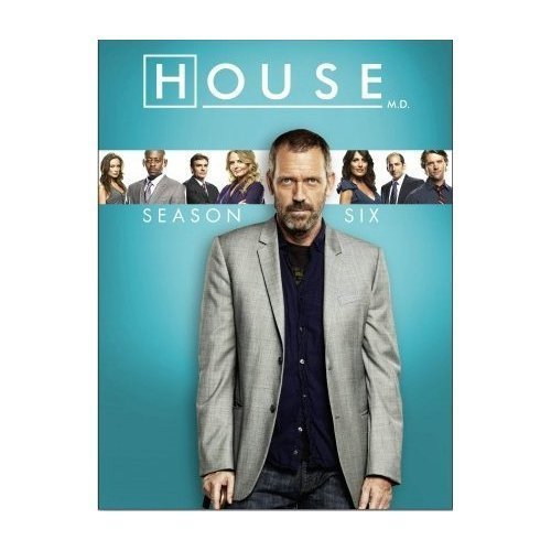 House,_M.D._(TV_Series) [Reino Unido] [Blu-ray]