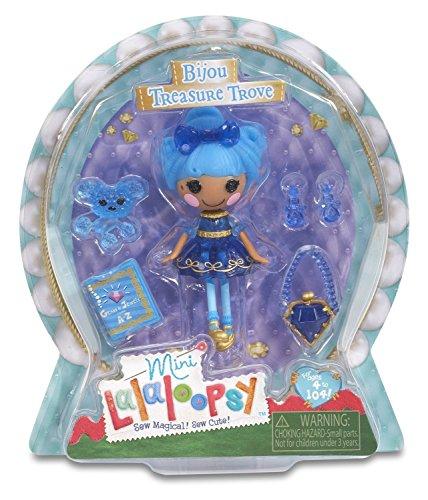 Mini Lalaloopsy Doll- Bijou Treasure Trove