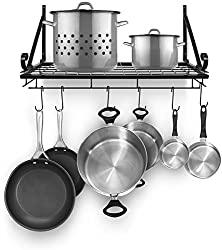hanging rack for products of kitchen