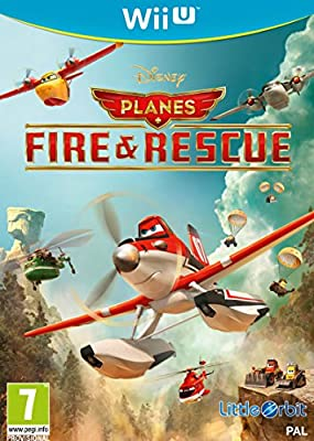 Disney Planes: Fire and Rescue (Nintendo Wii U)