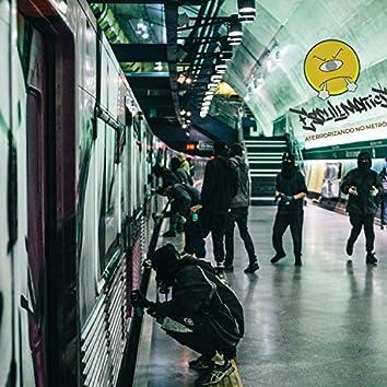 Aterrorizando no Metrô