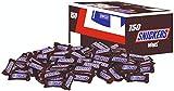 Snickers Schokoriegel | Minis, Erdnüsse | 150 Riegel in einer Box (150 x 18 g = 1 x 2,7 kg)