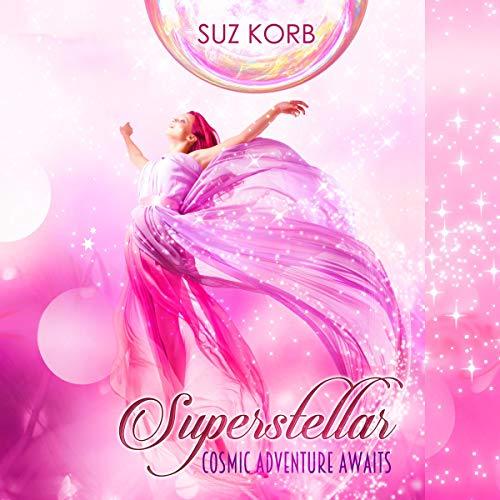 Superstellar audiobook cover art