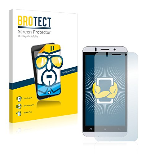 BROTECT Protector Pantalla Compatible con VKworld VK700 Protector Transparente (2 Unidades) Anti-Huellas