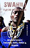 SWAHILI FÜR DIE HOSENTASCHE: Reisewortschatz Tansania, Kenia, Kongo & Uganda
