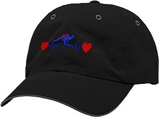 Water Repellent Winter Running Cap Australia Flag Kangaroo Embroidery One Size