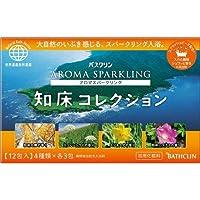バスクリン アロマスパークリング 知床コレクション 30g×12包 × 6個セット