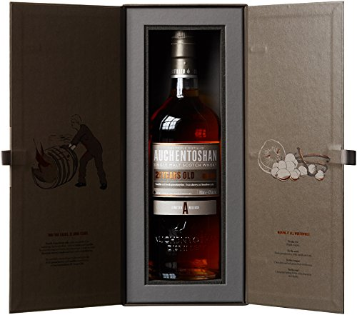 Auchentoshan 21 Ans Single Malt Scotch Whisky (1 x...