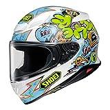 Shoei RF-1400 Mural Men's Street Motorcycle Helmet - TC-10 / Medium