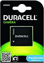 Duracell Replacement Digital Camera Battery for Panasonic DMW-BCF10 Battery