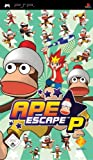 Ape Escape P - [PSP]