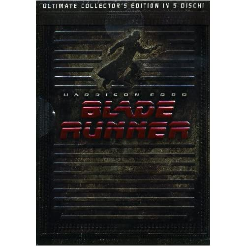 Blade runner - The final cut(ultimate collector's edition)