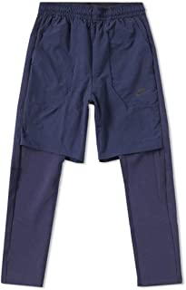NIKE Technical Navy Tracksuit Trousers