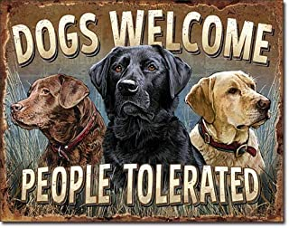 The Finest Website Inc. New Dogs Welcome People Tolerated 16